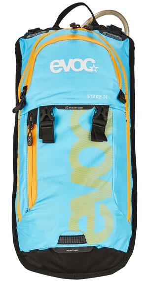 Evoc Stage - Sac à dos - 3 L + Hydration Bladder 2 L bleu